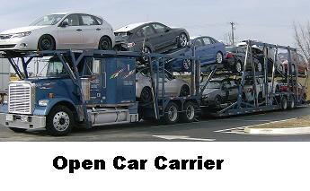 Open CarShipping